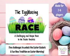 Escape Room For Kids, Easter Games, Holiday Parties, Holiday Ideas, Holiday Fun, Easter Eggs, Easter Bunny, Happy Easter, Twinkle Twinkle Little Star