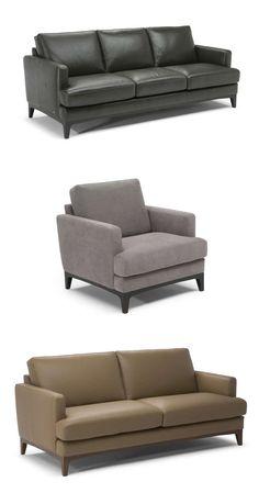 Projektanci Natuzzi chcieli, aby sofa Nostalgia wyglądała doskonale w tonie z większością stylów dekoracyjnych, więc nadali jej ciekawy, niespotykany wygląd, który zaskakuje. #furniture #interiordesign #sofa #natuzzi #home #meble #kanapy #armchair #sofas Nostalgia, Modern Sofa, Upholstery, Couch, Furniture, Home Decor, Chairs, Modern Couch, Tapestries