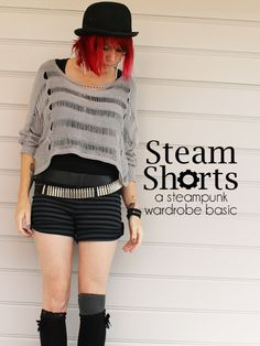 Shorts on the Line - Steam Shorts || Max California #shorts #shortsontheline #steampunk