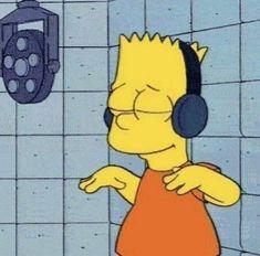 Cartoon Icons, Cartoon Memes, Cartoon Art, Music Cover Photos, Music Covers, The Simpsons, Rauch Fotografie, Simpson Wallpaper Iphone, Vintage Cartoons