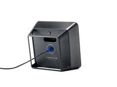 Details we like / Plug / Blue / Black ABS / Frame / Consumer electronics / at Design Binge