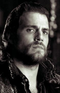 A man's man in every sense of the word!!  Henry Cavill