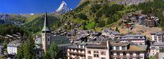ZERMATT - Village (Svizzera)