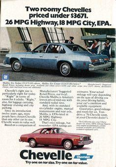 https://flic.kr/p/SoccC7 | 1976 Chevrolet Chevelle Advertisement Readers Digest March 1976 | 1976 Chevrolet Chevelle Advertisement Readers Digest March 1976