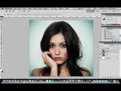 ▶ How to create Soft and Glamour Skin on Photoshop | Adobe Photoshop Tutorial (HD) - YouTube