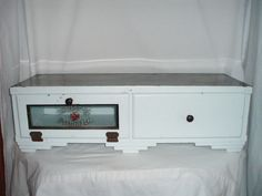 Barber Shop cabinet Display shelf cupboard vintage SHIPS FREE  $225.00 OBO