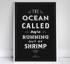 Ten Seinfeld Quote Posters in Stunning Typography