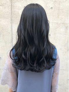 Brown Hair, Black Hair, Stylish Haircuts, Ombre Hair Color, Hair Designs, Cute Hairstyles, Hair Goals, Dyed Hair, Colorful Hair