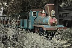 Creepy abandoned amusement park in Germany | Watch your Caboose!