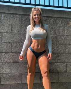 A picture of Tara Frost. This site is a community effort to recognize the hard work of female athletes, fitness models, and bodybuilders. Tara Frost, Fit Women, Sexy Women, Model Training, Sporty Girls, Fit Chicks, Athletic Women, Sexy Hot Girls, Sexy Body