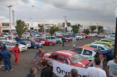 TIEMPO DE DEPORTE: El Rallye de Lanzarote, juez definitivo en el auto...