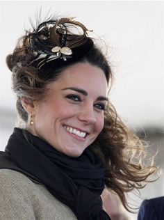 Kate and Will make a visit to Anglesey in February 2011; the island off the coast of Wales is where they're said to live as husband and wife.