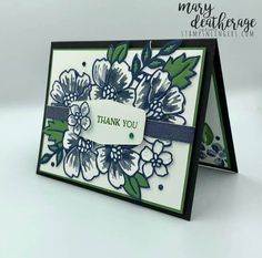 Stampin' Up! Many Blossoms In Bloom Sneak Peek for the Happy Inkin' Thursday Blog Hop | Stamps – n - Lingers