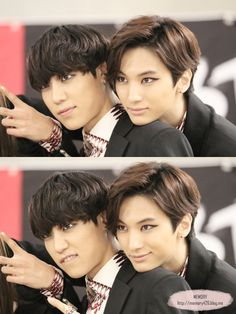 Jang Yijeong & Kim Sihyoung