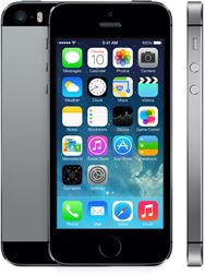 The New Apple iPhone 5s (Space Gray)