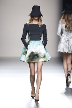 Juanjo Oliva - MBFWM - Fashion Week Madrid