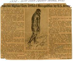 Research and study of Cryptozoology and the Paranormal. News from around the world about bigfoot,ghost,ufos and odd things. Report a sighting. Aliens And Ufos, Ancient Aliens, Bigfoot Stories, Bigfoot Photos, Pie Grande, Lago Ness, Finding Bigfoot, Bigfoot Sasquatch, Bigfoot News