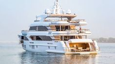 Xpress is the yacht that every super rich in the United Arab Emirates want  www.gulfnews.com #sealife#yacht #yachts #entertainment #marine #bay #sea #sailor #ocean #cruise #crusing #sail #boats #boatlife #beautiful #marina #yachting #superyacht #megayacht #superyachts #megayachts #boat #vessel #luxury #luxuriouslife #luxuriouslifestyle by starlightmarine
