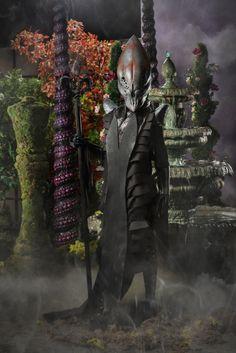 Judge Match! Neville's Dark Alien Bishop. His team was Anthony Kosar (season 4 winner) and Miranda Jory (season 2 & 5)