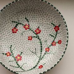 When there's no point going outside, make some points inside Dot Art Painting, Mandala Painting, Ceramic Painting, Stone Painting, Pottery Painting Designs, Pottery Designs, Pottery Art, Stippling Art, Puff Paint