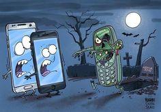 Nokia Zombie