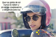 No olvides llevarlas siempre contigo, representan tu estilo y personalidad.  #Fashion #Accessories #SunGlasess #WomansSunglasses #AnimalPrint #Motorcycle #MotorcycleGirl #FashionAccessories