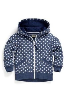 Buy Zip Through Hoody (3mths-6yrs) from the Next UK online shop