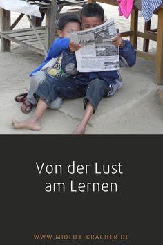 Die Lust am Lernen Midlife Crisis, Anne Frank, Joker, Work Life Balance, Lust, Not Interested, Knowledge, Simple, Bog Body