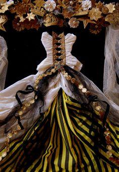 Donna O'Brien Original Pirate Dress 2008