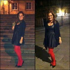 Friends night! (by Tu Personal Shopper By Marta Antolinez) http://lookbook.nu/look/4097078-Friends-night