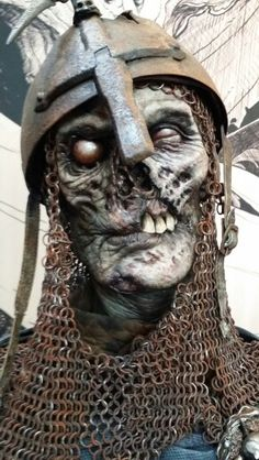Monsterpalooza 3.28.2014 :D Court of the Dead by Sideshow Collectibles.