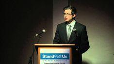 """Courage: The Reason I'm an Israeli-Arab Diplomat Not a Palestinian Refu..."
