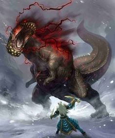 MHRoC-Deviljho Art 001