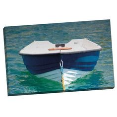 Portfolio Canvas In the Water Italia by Judith Gigliotti Photographic Print on Wrapped Canvas