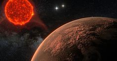 Sensation: Um den Nachbarstern Proxima Centauri wurde in der lebensfreundlichen Zone ein Planet mit etwa einer Erdmasse entdeckt.