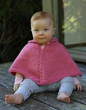 Ravelry: Cabled Poncho from Sweet Shop Patterns pattern by Sunni Scrivner