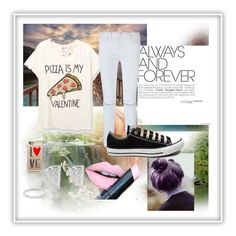 """""""Always and Forever"""" by springseason2004 on Polyvore featuring Rebecca Minkoff, Fiebiger, Casetify, Michael Kors, Converse, Lake, women's clothing, women, female and woman"""