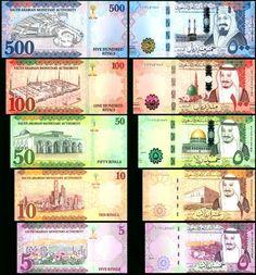 Arabia Saudí cambia sus monedas y billetes de circulación
