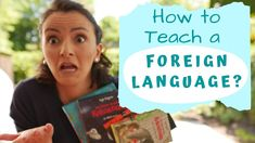 Language Learning Tips: How to Teach a Foreign Language to Multilingual Children Improve Concentration, Private Facebook, First Language, Kids Learning, Audiobooks, Teacher, Children, Tips, Boys
