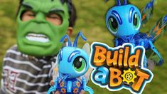 How to Build A Bot - S. Learning for Kids - Scatter Ant Brings S. learning to children by building their very own working character Gives childre. Stem Learning, Ants, Just For You, Entertaining, Activities, Robotics, Children, Building, Sprouts