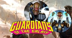 Guardians of the Galaxy #NovaCorps #GOTG #MarvelNow