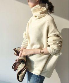 Knitwear Fashion, Knit Fashion, Fashion Fashion, Winter Outfits, Cool Outfits, Fashion Outfits, Fashion 2020, Daily Fashion, Moda Jeans