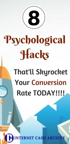 8 Hacks That'll Skyrocket Your Conversion Rate Beyond Roof #goldratetoday