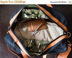 SUMMER SALES Large weekend bag shoulder bag handmade