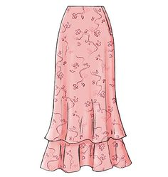 Potential for a beautiful skirt!