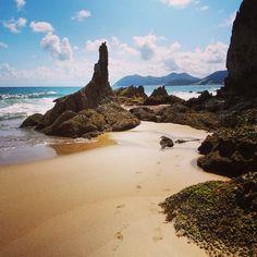 Playa de Noja, Cantabria, Spain