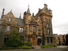 University of Edinburgh, Scotland