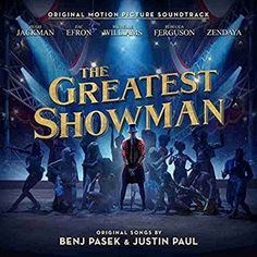 The Greatest Showman CD. From Now On - Hugh Jackman and The Greatest Showman Ensemble. The Other Side - Hugh Jackman and Zac Efron. Michelle Williams, Maisie Williams, Rebecca Ferguson, The Greatest Showman, Hugh Jackman, Clean Bandit, Henry Mancini, Daft Punk, Calvin Harris