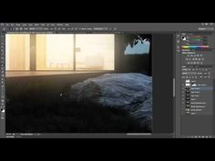 Advanced Post Production Techniques in Photoshop : Student Scene