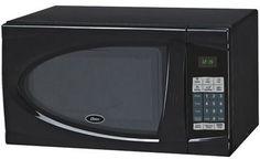 Oster - .9 Cubic-ft, 900-Watt Countertop Microwave